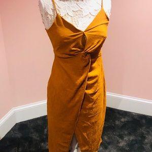 NEW Bushka tied dress